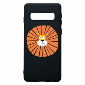 Etui na Samsung S10 Sunny lion