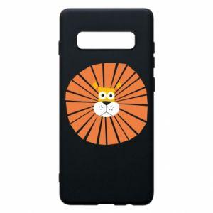 Etui na Samsung S10+ Sunny lion