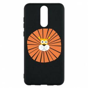 Etui na Huawei Mate 10 Lite Sunny lion