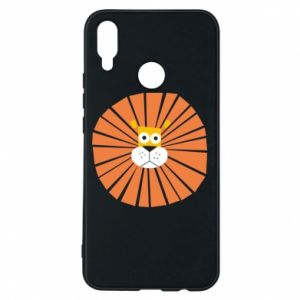 Etui na Huawei P Smart Plus Sunny lion