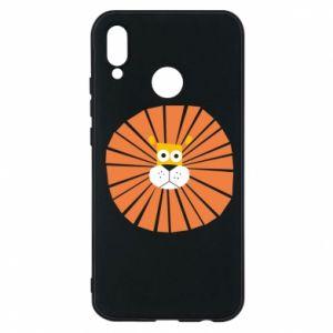 Etui na Huawei P20 Lite Sunny lion