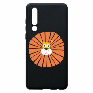 Etui na Huawei P30 Sunny lion
