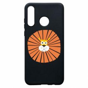 Etui na Huawei P30 Lite Sunny lion