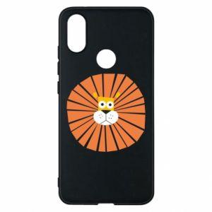 Etui na Xiaomi Mi A2 Sunny lion