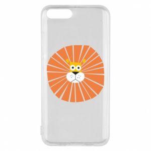 Etui na Xiaomi Mi6 Sunny lion