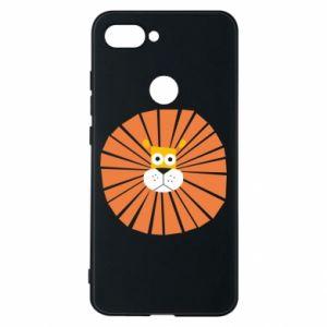 Etui na Xiaomi Mi8 Lite Sunny lion