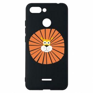 Etui na Xiaomi Redmi 6 Sunny lion