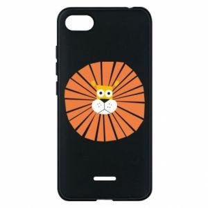 Etui na Xiaomi Redmi 6A Sunny lion