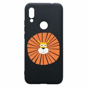 Etui na Xiaomi Redmi 7 Sunny lion