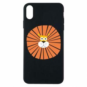 Etui na iPhone Xs Max Sunny lion