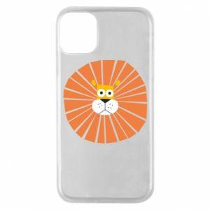 Etui na iPhone 11 Pro Sunny lion