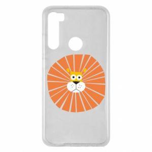 Etui na Xiaomi Redmi Note 8 Sunny lion