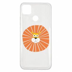 Etui na Xiaomi Redmi 9c Sunny lion