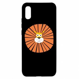 Etui na Xiaomi Redmi 9a Sunny lion