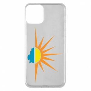 Etui na iPhone 11 Sunset sun sea