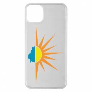 Etui na iPhone 11 Pro Max Sunset sun sea