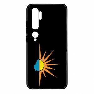 Etui na Xiaomi Mi Note 10 Sunset sun sea