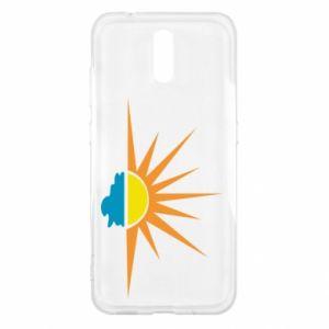 Etui na Nokia 2.3 Sunset sun sea