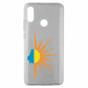 Etui na Huawei Honor 10 Lite Sunset sun sea