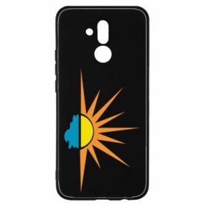Etui na Huawei Mate 20 Lite Sunset sun sea