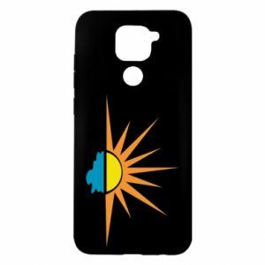 Etui na Xiaomi Redmi Note 9/Redmi 10X Sunset sun sea
