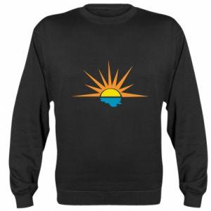 Bluza Sunset sun sea