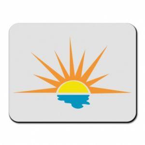Podkładka pod mysz Sunset sun sea