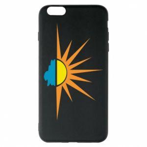 Etui na iPhone 6 Plus/6S Plus Sunset sun sea