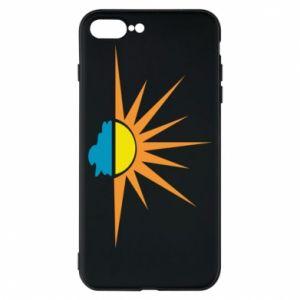 Etui do iPhone 7 Plus Sunset sun sea