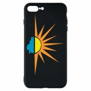 Etui na iPhone 8 Plus Sunset sun sea