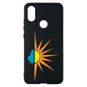 Etui na Xiaomi Mi A2 Sunset sun sea
