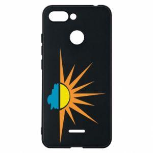 Etui na Xiaomi Redmi 6 Sunset sun sea