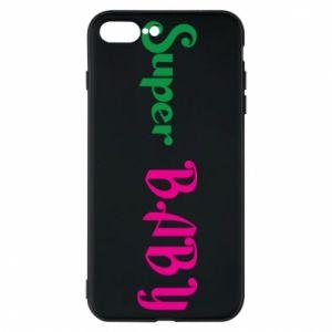 Etui na iPhone 8 Plus Super baby. Color