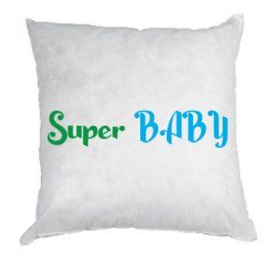 Poduszka Super baby. Color