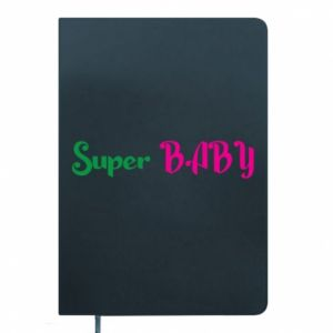 Notepad Super baby. Color
