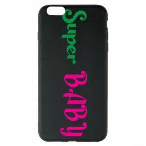 Etui na iPhone 6 Plus/6S Plus Super baby. Color