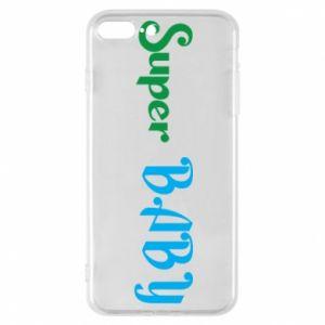 Etui na iPhone 7 Plus Super baby. Color