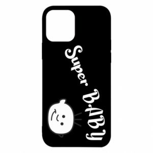 Etui na iPhone 12/12 Pro Super baby