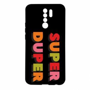 Xiaomi Redmi 9 Case Super duper
