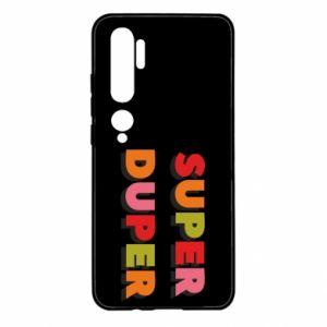 Xiaomi Mi Note 10 Case Super duper