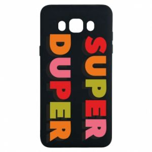 Samsung J7 2016 Case Super duper