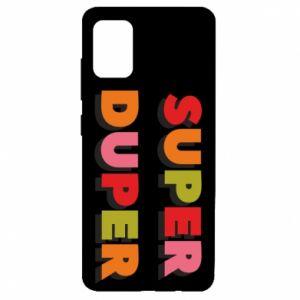 Samsung A51 Case Super duper