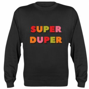 Bluza Super duper