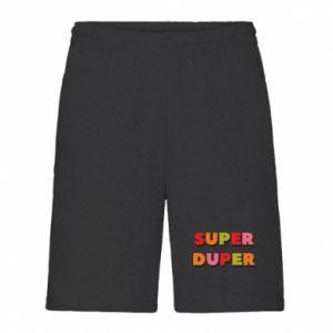 Men's shorts Super duper