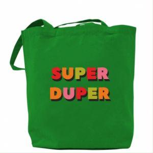 Bag Super duper