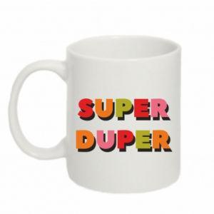 Mug 330ml Super duper