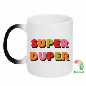 Magic mugs Super duper