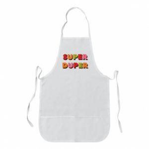 Apron Super duper