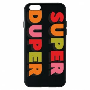 Etui na iPhone 6/6S Super duper