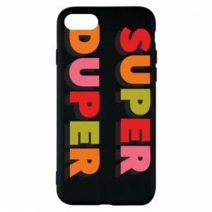 iPhone 7 Case Super duper
